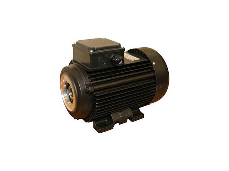 Электродвигатель 4,0 кВт, 3 фазы (полый вал)1450 об/мин