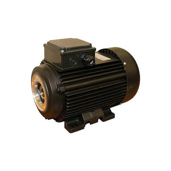 Электродвигатель Electrics Motors Europe 5,5 кВт, 3 фазы (полый вал)1450 об/мин