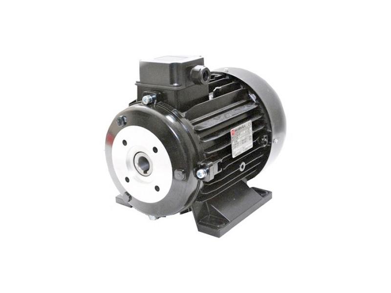 Электродвигатель Nicolini 3,0 кВт, 1 фаза (полый вал)1450 об/мин+т/дат