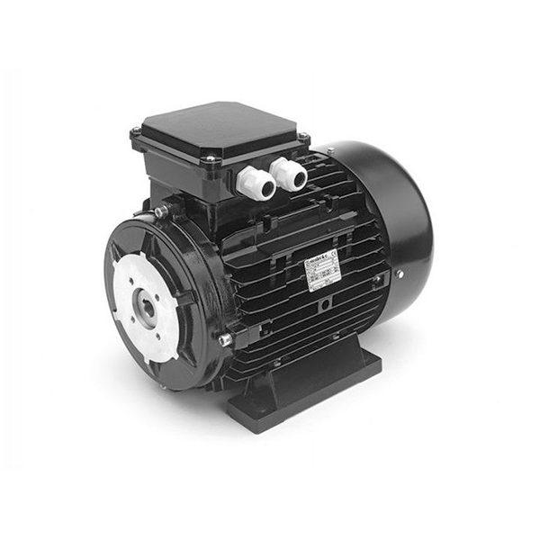 Электродвигатель Nicolini 4,0 кВт, 3 фазы (полый вал) 2850 об/мин