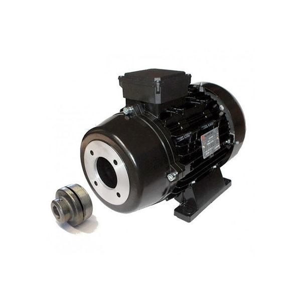 Электродвигатель Nicolini 5,5 кВт, 3 фазы (с муфтой) 1450 об/мин