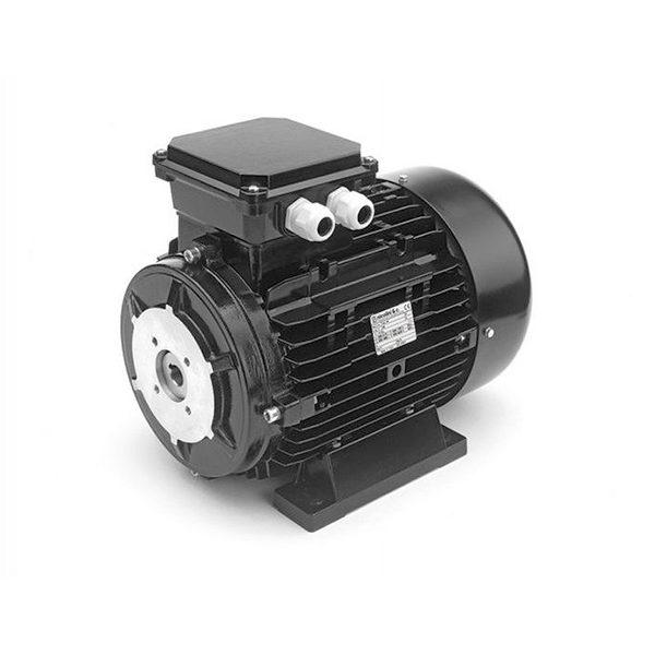 Электродвигатель Nicolini 6,5 кВт, 3 фазы (полый вал) 1450 об/мин