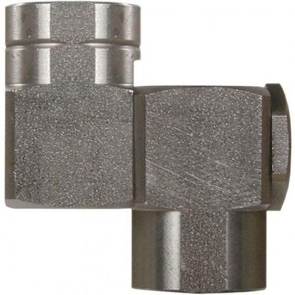 Форсункодержатель вращающийся для копья, 310bar, 45 l/min, 1/4внут - 1/4внут, нерж.сталь