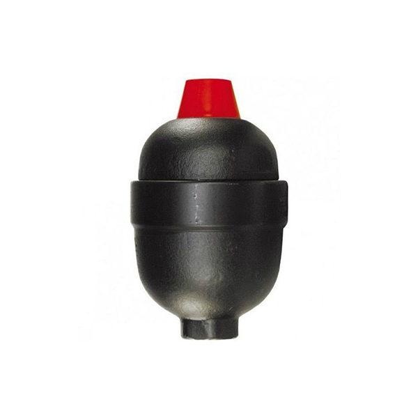 Гидрокомпенсатор (демпфер) 0,35L для АВД, 40-210bar, 3/8внут