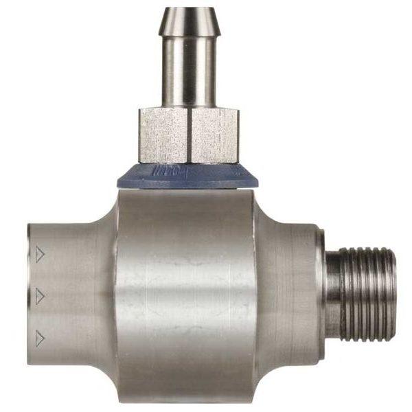 Инжектор ST-160 для нанесения химии и пены 1,4mm, 350bar, 90°C, 3/8внут-3/8внеш, наконечник 9mm. Регулировка дозирования химии благодаря 8 сменным дозирующим форсункам (0,5-1,5mm)