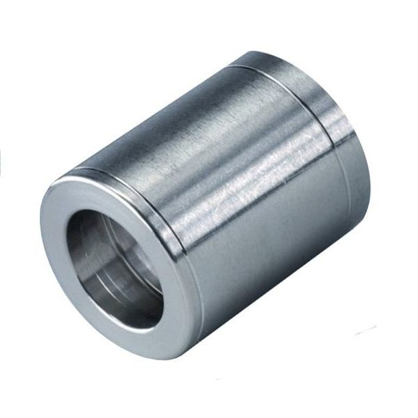Муфта обжимная DN06 для CARWASH COMFORT, внут.диаметр-13,3mm, длина-25mm, оцинк.сталь