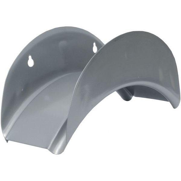 Настенный держатель для шланга 30-40m, ДxВxШ=280x140x130mm, краш.сталь