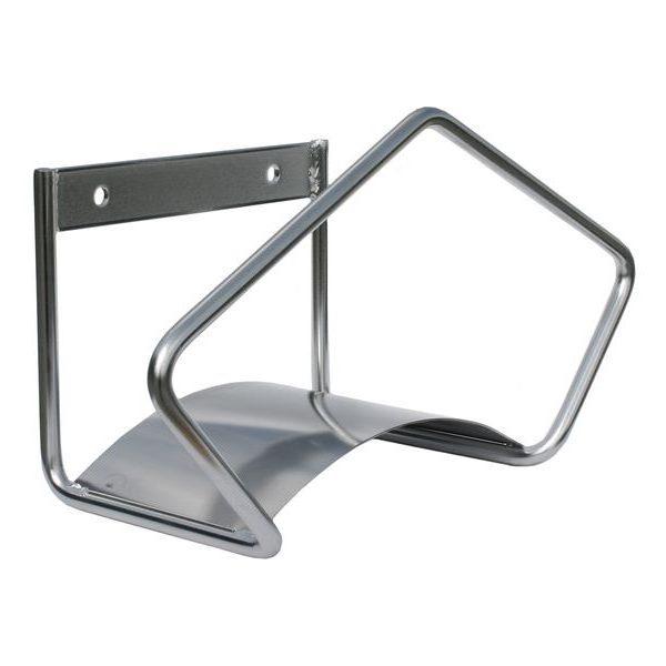 Настенный держатель для шланга 30-40m, ДxВxШ=360x200x170mm, нерж.сталь