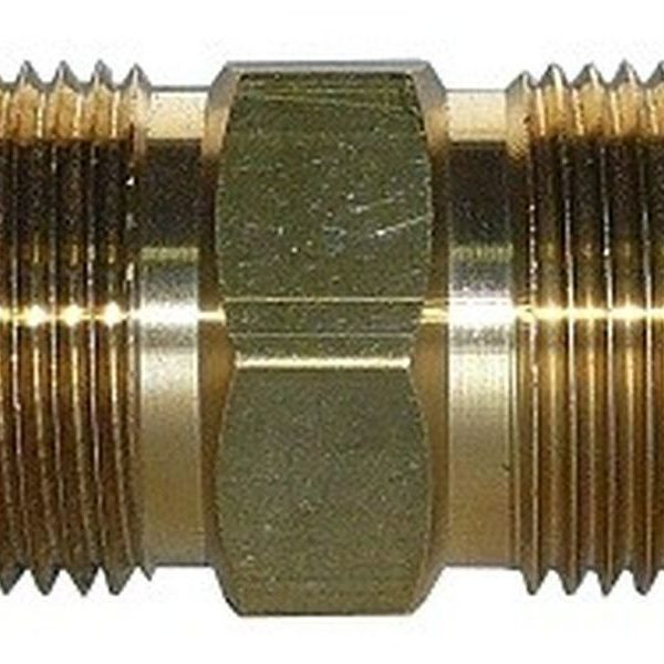 Ниппель соединительный М22хМ22