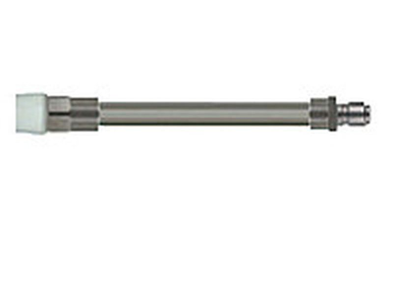 Пенокопье из нержавеющей стали 300 мм с ниппелем ST-3100 c форсункой для пены 50° 200
