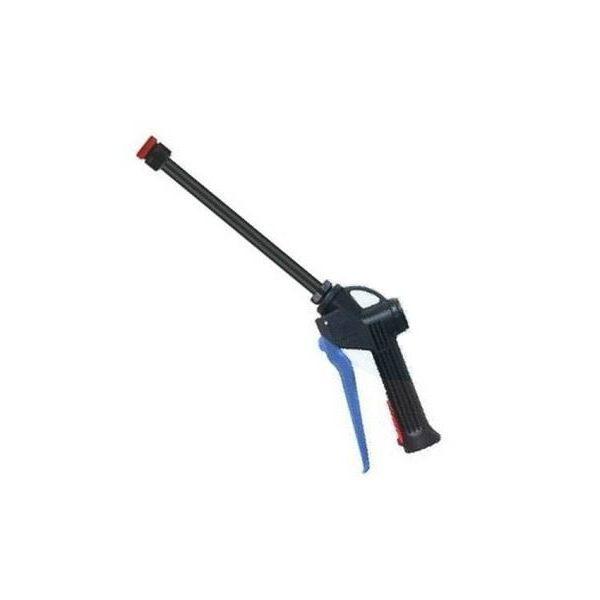 Пистолет для пеногенератора в сборе 210mm, 25bar, 30 l/min, 1/2внут-1/2внут, копье пластик (500012100)