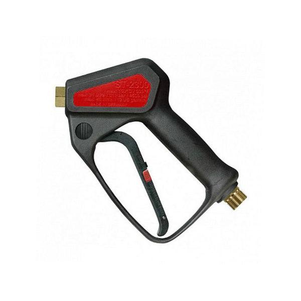 Пистолет ST-2300 (с красной вставкой), 310bar, 45 l/min, 22х1,5внеш-1/4внут 50 шт. в упаковке