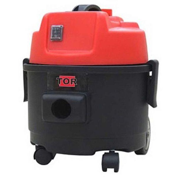 Пылесос для сухой и влажной уборки с розеткой WL092-15LPS PLAST