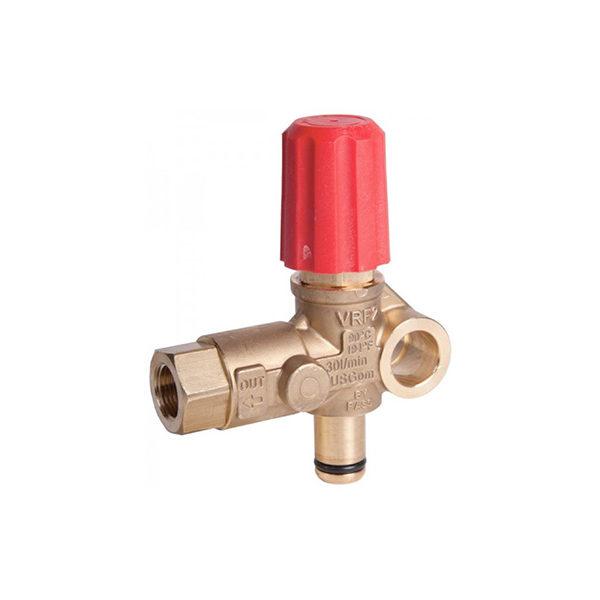 Регулятор давления VRF2 220 бар 3/8″M-3/8″M-1/8″F