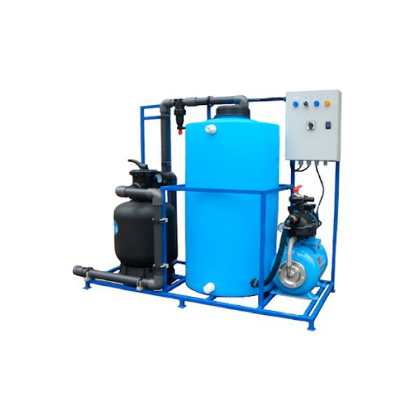 Установка оборотного водоснабжения АРОС-1