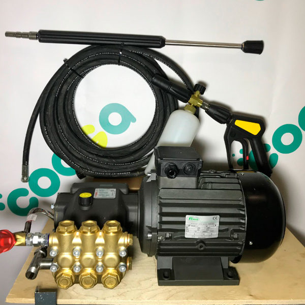 5.5 КВ 250 BAR Interpump (Италия) Моноблок RU
